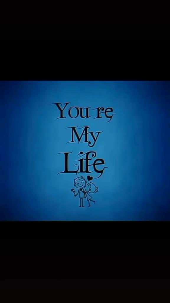 ❤️  ਰੋਮੈਂਟਿਕ ਵਿਡੀਓਜ਼ - You Are My World @ paridhichordia I Love You Janu @ paridhichordia - ShareChat