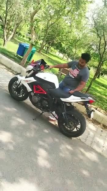 stylish bike - ShareChat