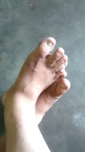 पैरों का वीडियो चैलेंज - ShareChat