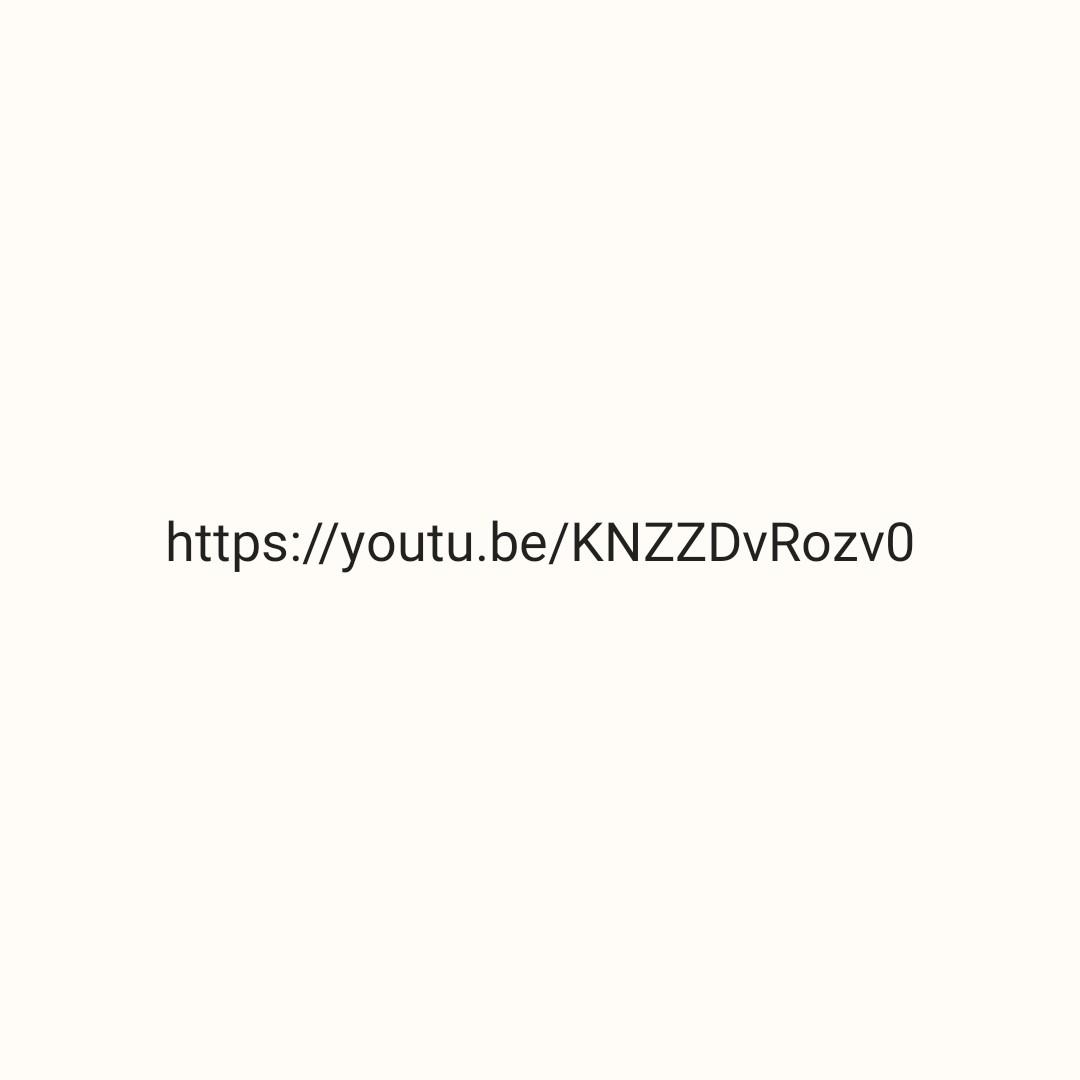 bunny - https : / / youtu . be / KNZZDVRozvo - ShareChat