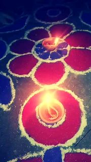 diwali by dilwale - ShareChat