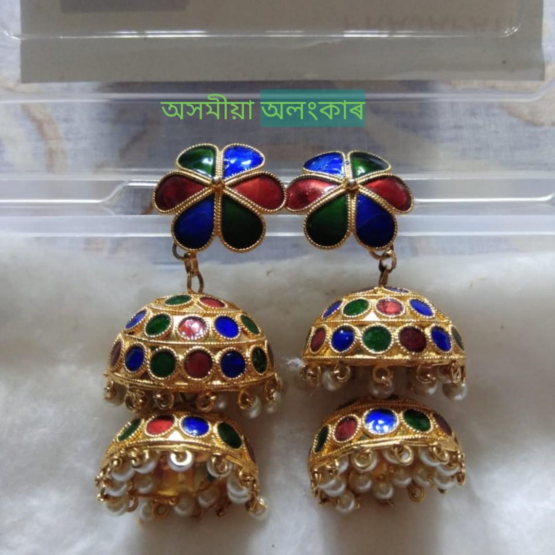 পৰম্পৰাগত আ-অলংকাৰ - অসমীয়া অলংকাৰ - ShareChat