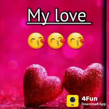 ❤️  ਰੋਮੈਂਟਿਕ ਵਿਡੀਓਜ਼ - Meri Life Line 4Fun Download App I always miss You 4Fun Download App - ShareChat