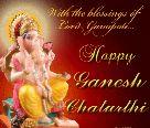 happy ganesh chaturthi in advance - ShareChat