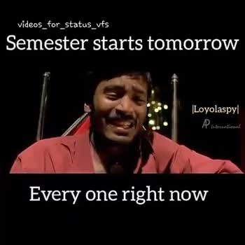 exam preparation comedy - videos _ for _ status _ vfs Semester starts tomorrow Loyolaspyl Pinternational Every one right now videos _ for _ status _ vfs Semester starts tomorrow Loyolaspyl P International Every one right now - ShareChat