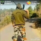 ਫੌਜੀ ਦੇ ਜਜ਼ਬਾਤ - # 3483 869982889115 Postedcoon : Shareeflaat alty Made With Viva Video # 3 86998803g115 Postedcoon : Sharectlaat wade With Viva ideo - ShareChat