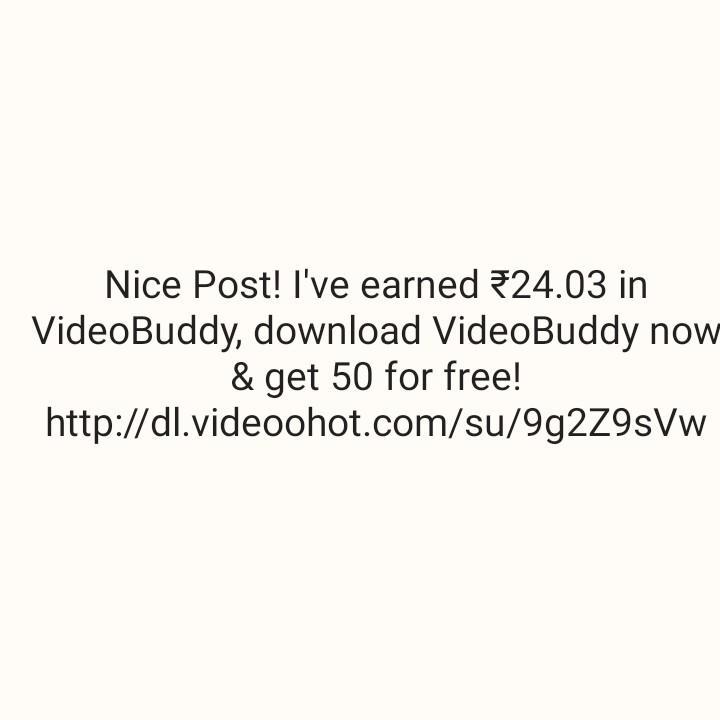 🏏IND vs AUS - Nice Post ! I ' ve earned 24 . 03 in VideoBuddy , download VideoBuddy now & get 50 for free ! http : / / dl . videoohot . com / su / 9g2Z9sVw - ShareChat