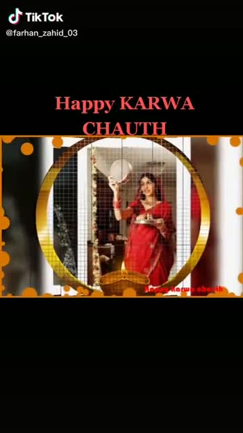 happy karwa chouth - ShareChat
