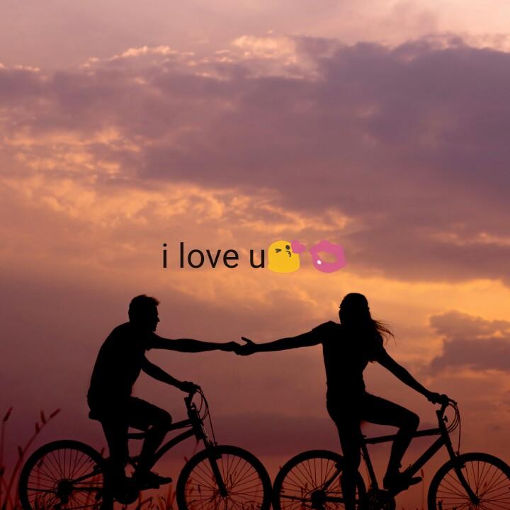 🌹प्रेमरंग - i love u . - ShareChat
