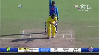 🏏 IND vs AUS 3rd ODI - LIVE ☆ 1 HD STAR SPORTS AUS 193 - 0 OVERS 31 . 4 THIRD Paytm ODI PROJECTED SCORE 305 ( 6 . 09 RPOI FINCH 93 ( 98 ) KHAWAJA 92 193 ) KULDEEP 0 - 45 16 . 4 STAR SPORTS 1905709156 AUS 193 - 0 OVERS 1 . 4 059 DPH PROJECTED SCORE 305 ( 6 . 09 RPO ) FINCH 93198 KHAWAJA 92 ( 22 ) KULDEEP 0 - 45 ( 64 ) - ShareChat