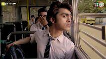 વીડિઓ સ્ટેટ્સ 📹 - @ FILTERCOPY Please sit at the back . y @ FILTERCOPY FDF Your Hindi is very weak . You should come to my tuition classes . Take my number . - ShareChat