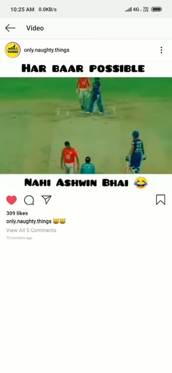 🏏 DC 🔷 vs KXIP 💗 - 10 : 25 AM 0 . 3KB / S will 4G Yoo Video MONLY NIUGHTY THINGS only . naughty . things HAR BAAR POSSIBLE Otstar VIP hotstar VIP fbb fbb fbb fbb F NAHI ASHWIN BHAI 309 likes only . naughty . things and View All 5 Comments 10 minutes ago 10 : 25 AM 0 . OKB / S 4G Voi o Video MONLY NIUGHTY THINGS only . naughty . things HAR BAAR POSSIBLE NAHI ASHWIN BHAI Q ♡ 309 likes only . naughty . things can View All 5 Comments 10 minutes ago - ShareChat