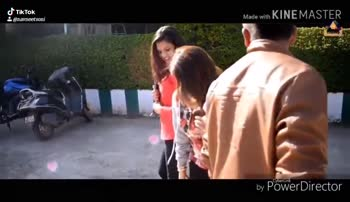 Viral Video - Tik Tok 8 @ navneetsoni Made with KINEMASTER CyberLink by Power Director TKTOR - ShareChat