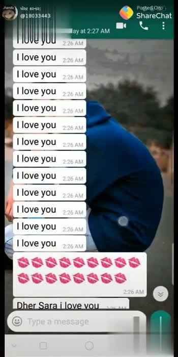 to crush...😍😍😘 - chandu પોસ્ટ કરનાર : @ 18033443 Posted On ShareChat lay at 2 : 27 AM 227 AM I love you 2 : 27 AM I love you 2 : 27 AM I love you 2 : 27 AM I love you 2 : 27 AM I love you 2 : 27 AM I love you 2 : 27 AM I love you 2 : 27 AM I love you 2 : 27 AM I love you 2 : 27 AM I love you 2 : 27 AM I love you 2 : 23 AM I love you 2 : 27 AM I love you 2 : 27 AM I love you 2 : 27 AM I love you 2 : 27 AM e type a message handu પોસ્ટ કરનાર : @ 18033443 Posted 013 : ShareChat lay at 2 : 27 AM love you 2 : 27 AM I love you 2 : 27 AM I love you 2 : 27 AM 2 : 27 AM Dher Sara i love you 2 : 27 AM I love you too 2 : 28 AM Meri jaan 2 : 28 AM Type a message ® O y G OkI love Thanks ! QWER TVU I o pº ASDF G H J K ' l ' 2 x C v B N ' M @ - ShareChat