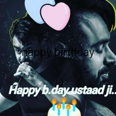 🎂  ਜਨਮਦਿਨ - happy birthday Happy b . day ustaadji . - ShareChat