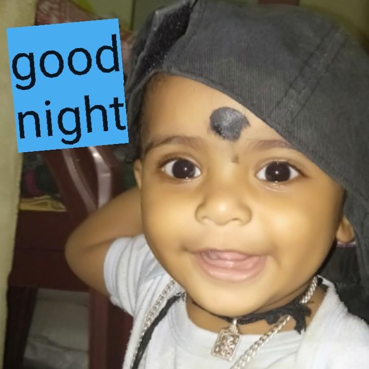nv na  bangaram ra - good night - ShareChat