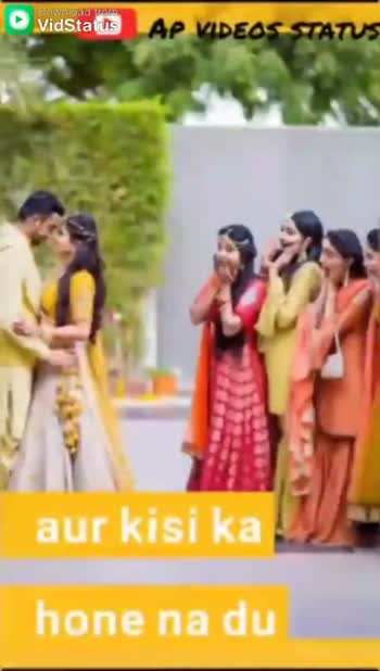 💏इश्क़-मोहब्बत - Download from AP VIDEOS STATUS HAD SE ZYDA CHAHUN TUMKO Download from VidStatusibe AP VIDEOS STATUS EDIT BY : - AP VIDEOS STATUS ( PLEASE LIKE , SHARE AND SUBSCRIBE ) - ShareChat