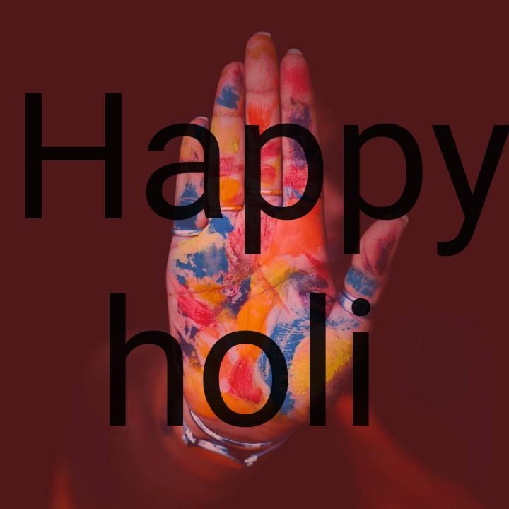 🔥बुराइयों को स्वाहा🔥 - Happy holi - ShareChat