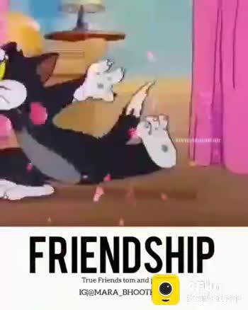 FRIENDSHIP - dalah FRIENDSHIP True Friends tom and IG @ MARA BHOOT marathon FRIENDSHIP True Friends tomand IG @ MARA _ BHOOTI - ShareChat