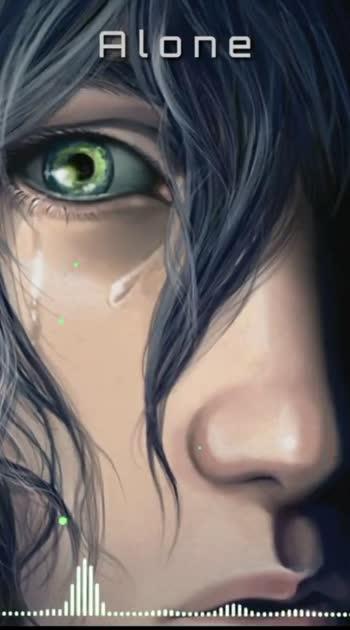 💔 காதல் தோல்வி - Alone Alone - ShareChat