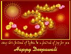 happy deepawali - May this festival of lights be a festival of joy for you Happy Deepawali - ShareChat