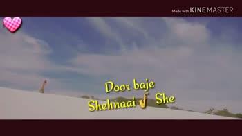 💏इश्क़-मोहब्बत - Made with KINEMASTER Banoon mein teri dulhan Made with KINEMASTER Hai Dil - ShareChat