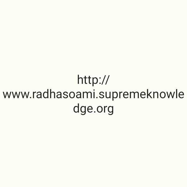 🙏 ભક્તિ & ધર્મ - http : / / www . radhasoami . supremeknowle dge . org - ShareChat