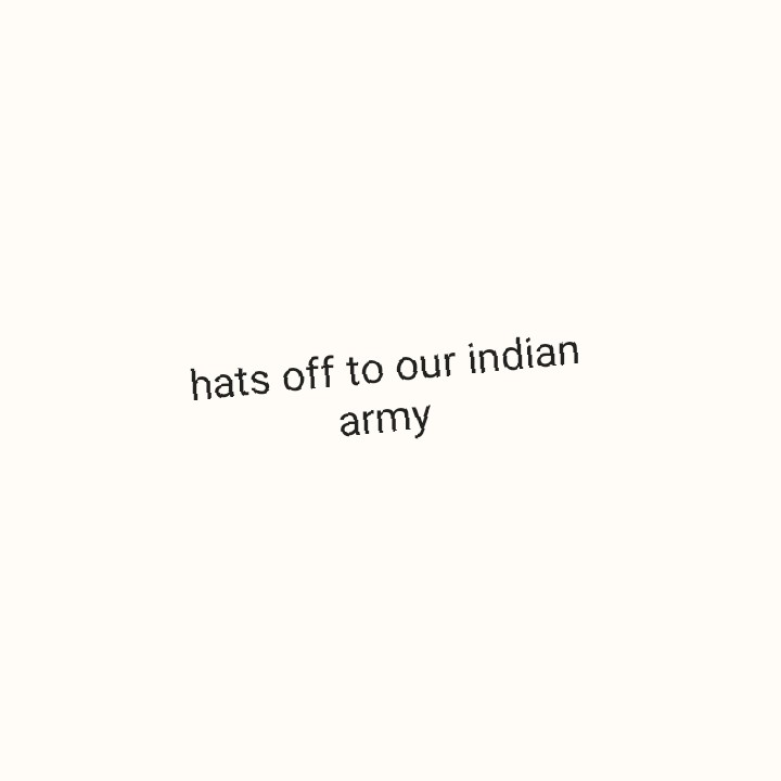 Desh De Sipahi - hats off to our indian army - ShareChat
