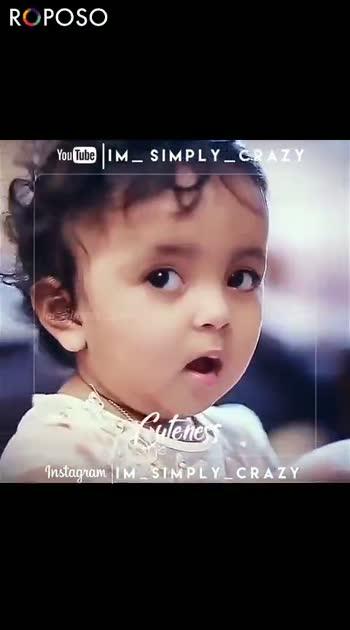 குட்டீஸ் வீடியோ - ROPOSO YouTube LIM _ SIMPLY CRAZY Birteness Instagram IM _ SIMPLY CRAZY ROPOSO Install now : - ShareChat