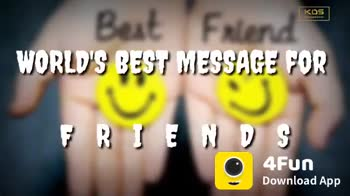 👪 ನನ್ನ Family - KOS Best Friend I Care for you But i am not from your Family . 4Fun Download App KOS Best Friend Loves you more than a Lover 4Fun Download App - ShareChat