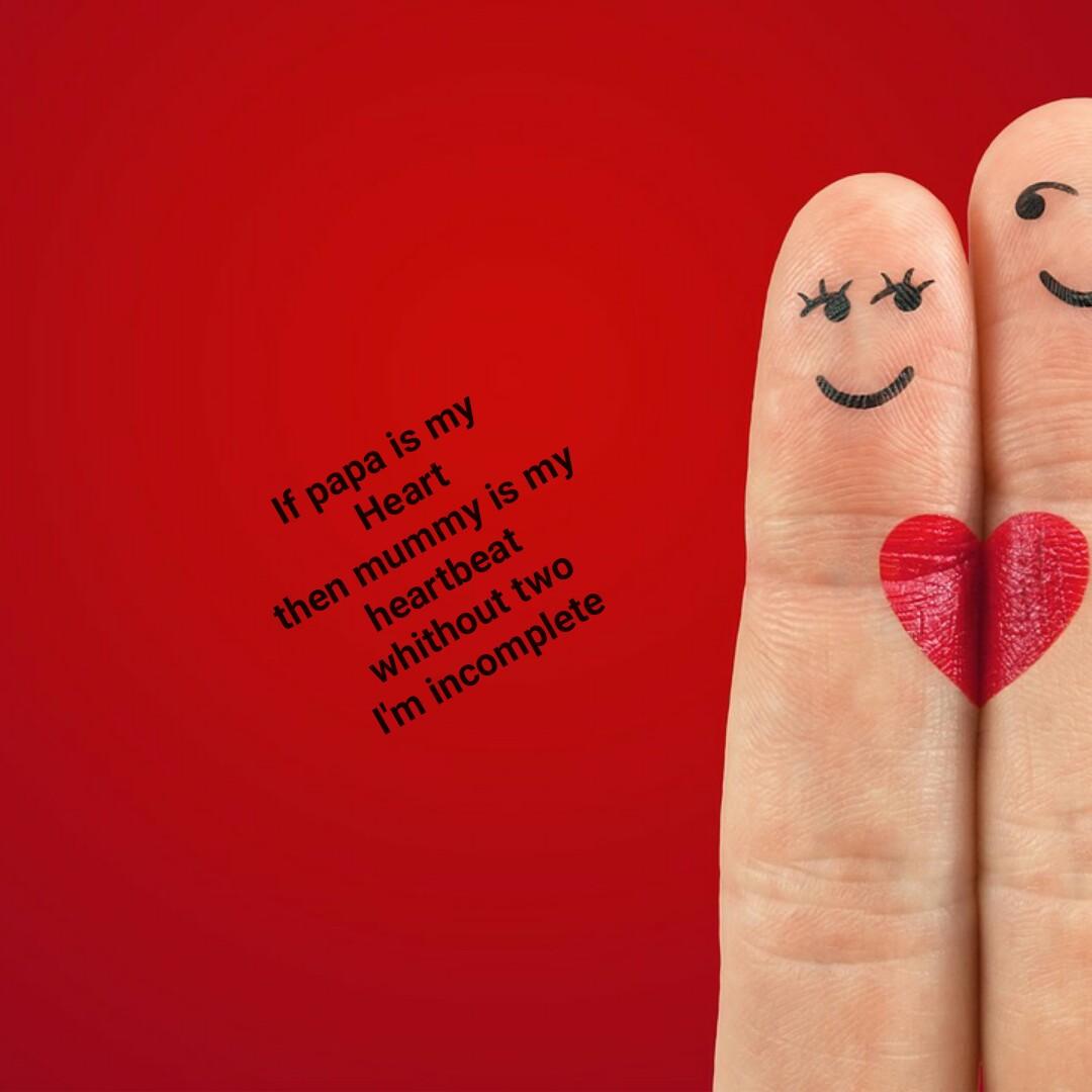 👨👦👦পরিবার - If papa is my Heart then mummy is my heartbeat whithout two I ' m incomplete - ShareChat