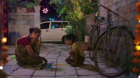 শুভদীপাবলি - दैनिक भास्कर आर्थिक , दीपावली आइए खुशियां बांटें - ShareChat