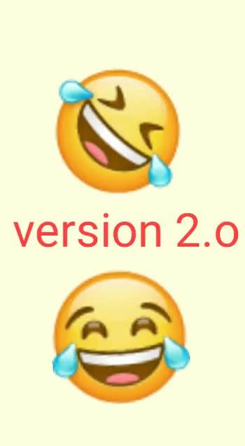 ఫన్నీ వీడియోస్😂 - version 2 . 0 version 2 . 0 - ShareChat
