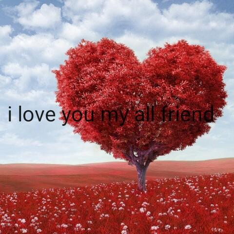 📱ଫାଦର୍ସ ଡେ ଷ୍ଟାଟସ - i love you my all friend - ShareChat