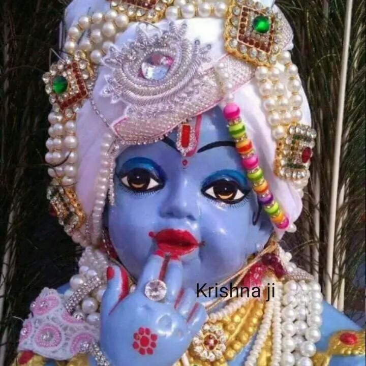 🙏 सीता नवमीं - Krishna ji - ShareChat