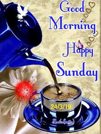 🌞সুপ্রভাত - Tood Goods Morning Happy Sunday 24 / 3 / 49 Shailulutty ) - ShareChat