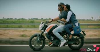 💕 காதல் ஸ்டேட்டஸ் - Kutty Status thanks for watching drop a like M leave a comment Kutty Status - ShareChat