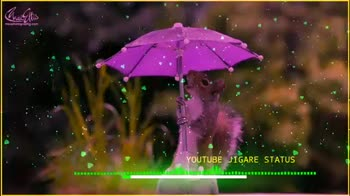 rain satus - YOUTUBE JIGARE STATUS YOUTUBE JIGARE STATUS - ShareChat