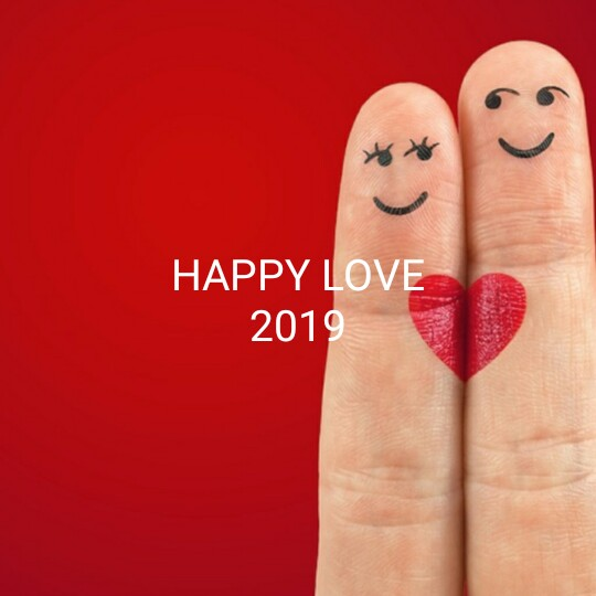 💑 14 Feb - Valentine's Day - HAPPY LOVE 2019 - ShareChat
