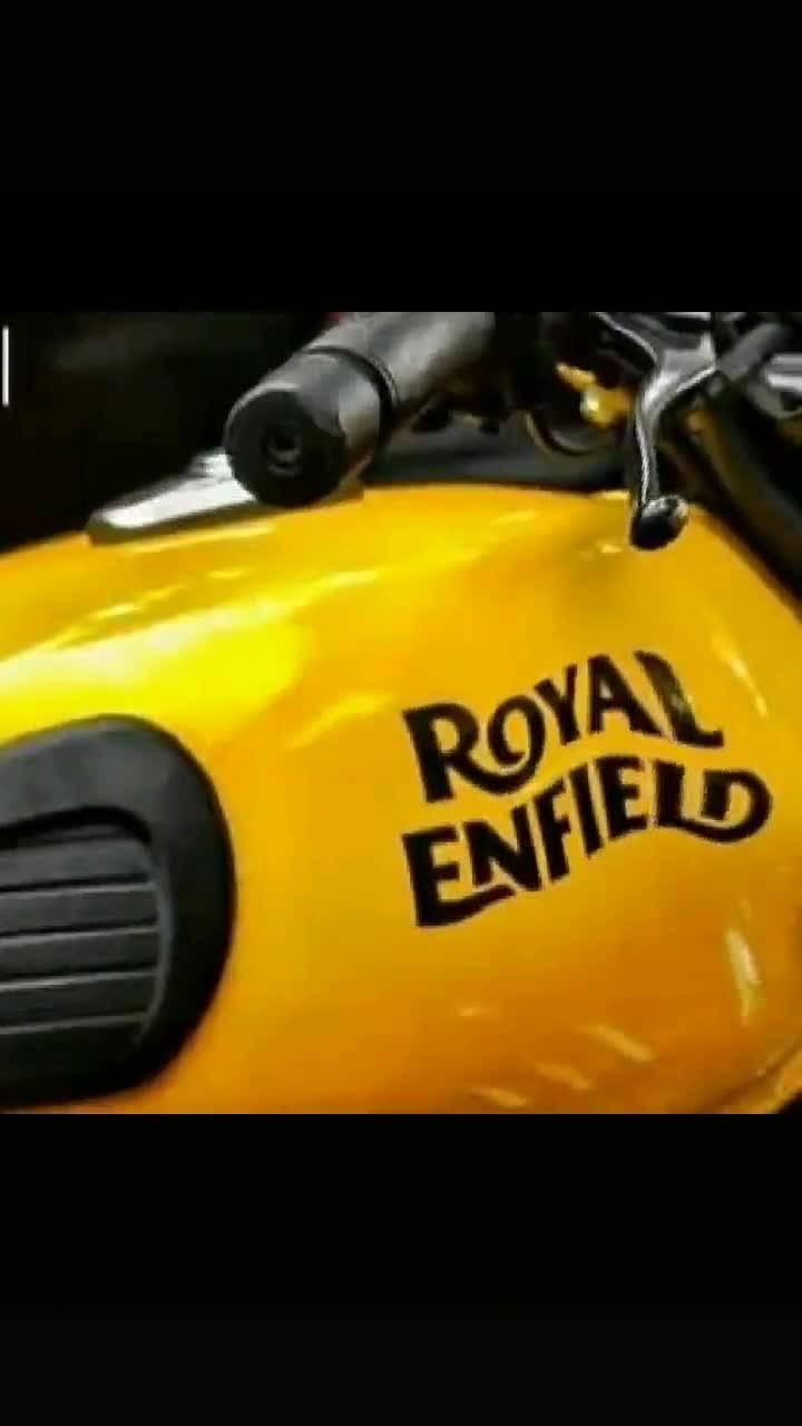 🚴 Royal Enfield लवर्स🧡 - ShareChat