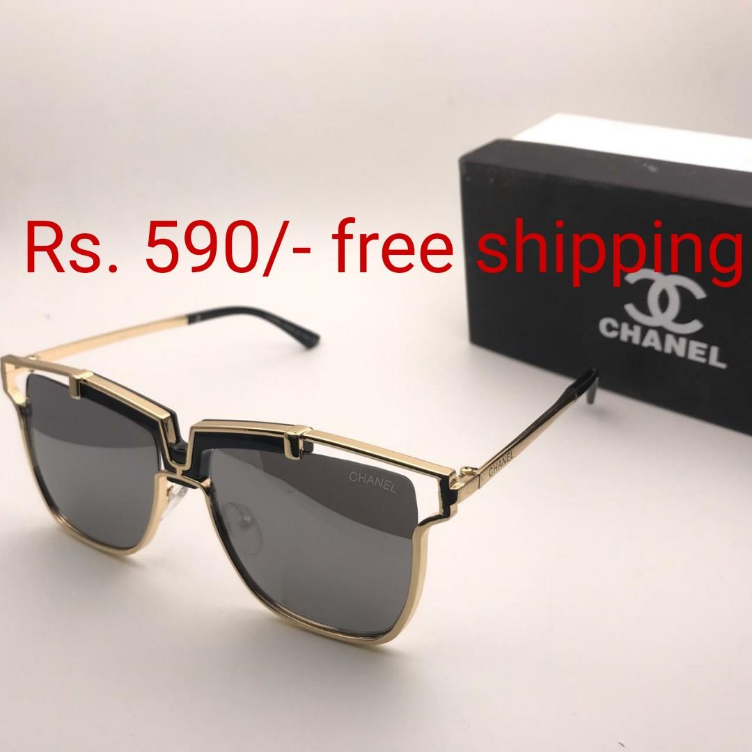 😎 ચશ્મા & ગોગલ્સ ડિઝાઇન - Rs . 590 / - free shipping CHANEL - ShareChat