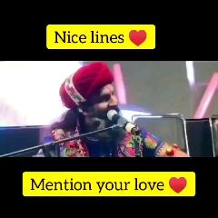 nice lines 👌👌💕💖💞 - ShareChat