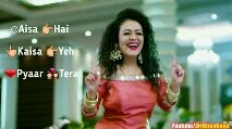 neha kakkar 💟 - Chhod De Chhod Na Youtube / ArifCreations Lagda - Ae an Ja Di Ni Halle Jassi Gill Nu Youtube / ArifCreations - ShareChat