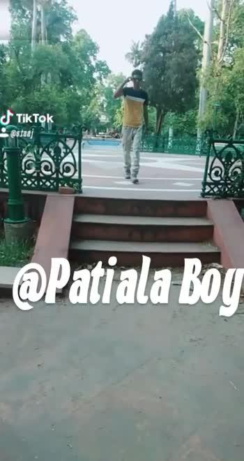 😎 ਐਟੀਟਿਉਡ ਸਟੇਟਸ - @ Patiala Boy 1941 @ Patiala Boy : @ staaj - ShareChat
