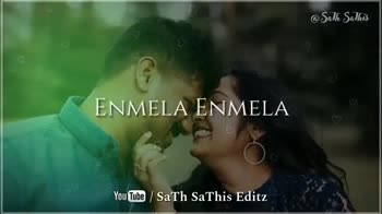 💕 காதல் ஸ்டேட்டஸ் - @ Sath Sathis CHIKKUBUKKU YouTube / Sath SaThis Editz @ Sath Sathis CHIKKUBUKKU YouTube / Sath SaThis Editz - ShareChat