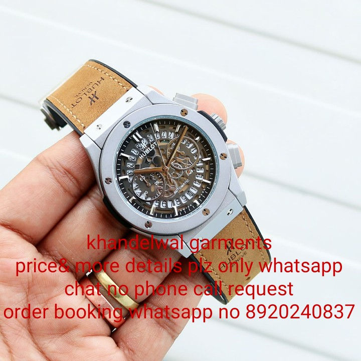 ⌚वॉच एंड ब्रेसलेट - H Lote T1 Unit S6789 khandel val garngents price & more details only whatsapp chat ng phone cal request order booking whatsapp no 8920240837 - ShareChat