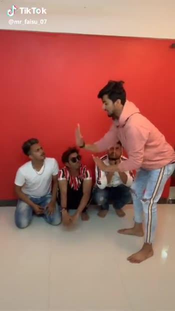 🤣फनी व्हिडीओ - TikTol @ mr faisua TikTol @ mr _ faisu _ a - ShareChat