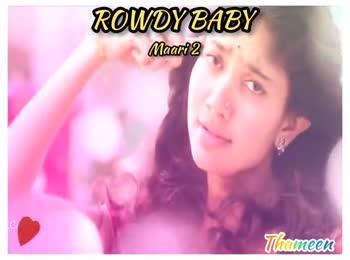 maari 2 - ROWDY BABY Maari 2 . Com Thameen ROWDY BABY Maari 2 Thameen - ShareChat