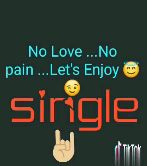 എൻ്റെ സ്റ്റാറ്റസുകൾ - No Love . . . No pain . . . Let ' s Enjoy ☺ sirigle No Love . . . No pain . . . Let ' s Enjoy ☺ sirigle - ShareChat