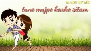 bewafa sanam - dil mera tod be VLADE BY MK MADE BY MK Bewafa . . . bewafa . . . w bewafa he tu . . - ShareChat